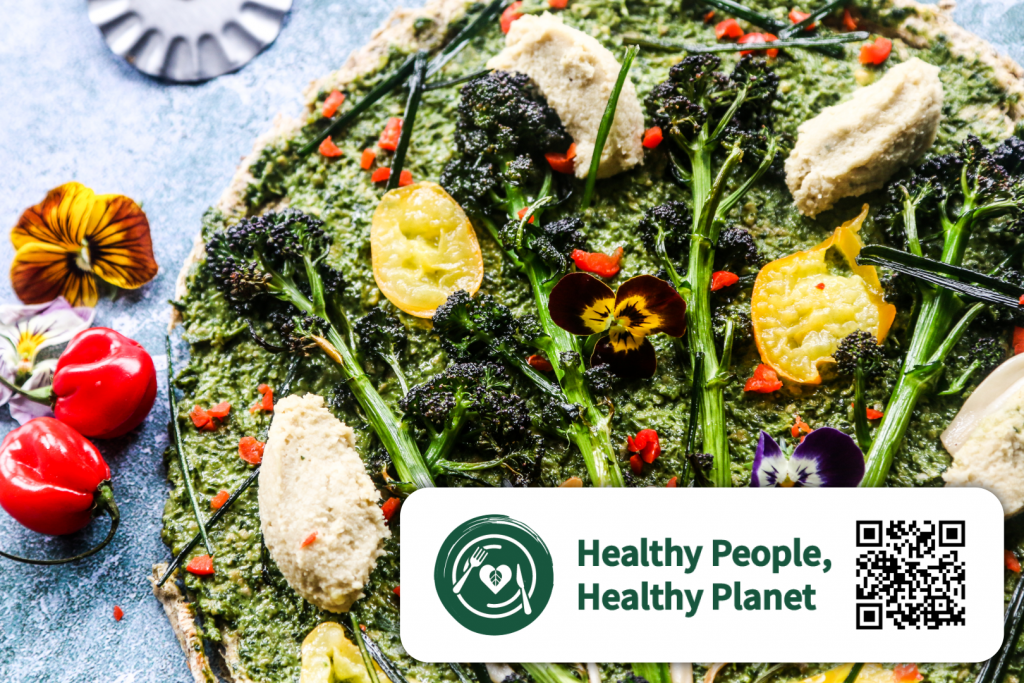 Healthy People Healthy Planet recipe image